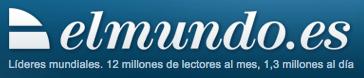 """La cabecera de Elmundo.es asegura que son """"Lideres mundiales"""""""