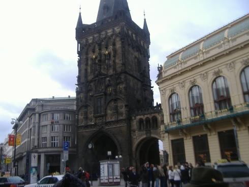 Torre Pólvora_Praga