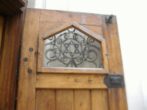 Puerta de la Sinagoga Maisel