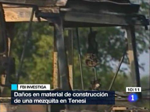 Tenesi telediario TVE tennessee